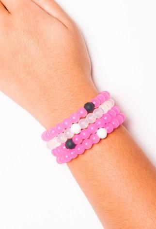 Lokai @ Glitz N Pieces €16.50 - Pink Bracelet http://bit.ly/1N4xHuU