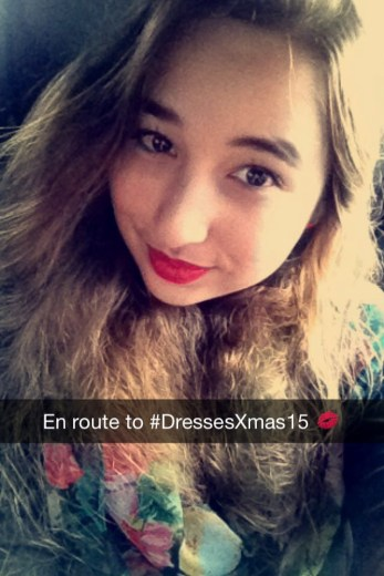 Have you followed on Snapchat yet? @NirinaXX