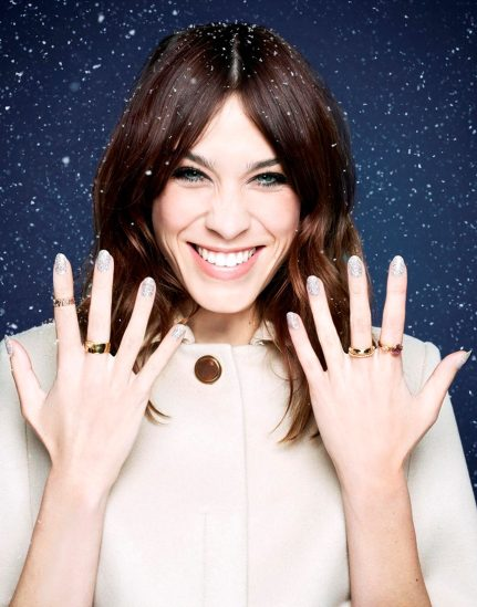 Alexa Chung for Nails Inc