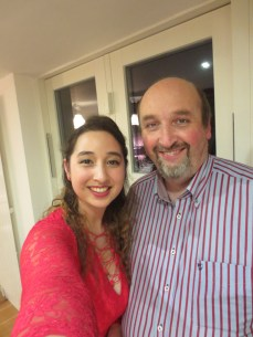 Myself and my Daddy