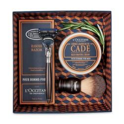 L'Occitane €125 - Perfect Shave Set http://bit.ly/1QeBlnL