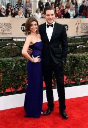 Sarah Hyland & Dominic Sherwood