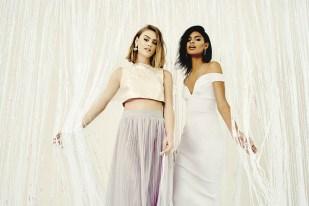 boohoo.com Boutique May Jacquard Top Midi Skirt Co-Ord Set €41 1