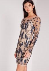 Missguided €133 - Premium leaf embellished mini dress http://bit.ly/1q40Kpc