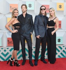 Brittney Marie Cole & Brian Kelley and Tyler Hubbard & Hayley Stommel