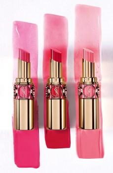 YSL €33 - Rouge Volupté Shine Lipstick http://bit.ly/1Eh9nge
