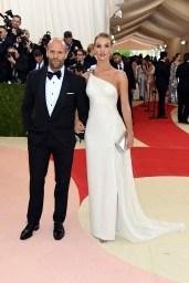 Jason Statham & Rosie Huntington-Whiteley
