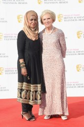 Nadiya Hussain & Mary Berry