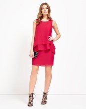 Naf Naf @ Next €68 - Layered Shift Dress http://ie.nextdirect.com/en/gl6560s10#L43025