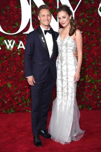 Nathan Johnson & Laura Osnes