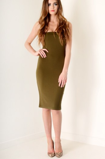 Dresses.ie €12.50 - Bandeau Bodycon https://www.dresses.ie/dress-bandeau-bodycon-D176368/