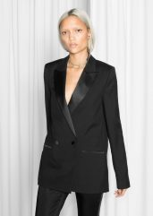 & other Stories €195 -Double Button Blazer http://bit.ly/2feTF3F