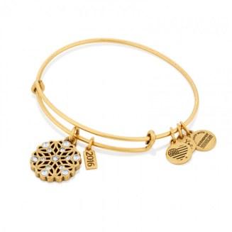 ALEX AND ANI, €49 - Snowflake Bangle Rafaelian Gold https://www.kilkennyshop.com/brands/alex-and-ani/alex-and-ani-snowflake-bangle-black-friday-exclusive-rafaelian-gold.html