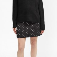 French Connection €140 - Diamond Drop Embellished Mini Skirt http://bit.ly/2gqGywC