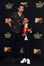Milo Ventimiglia & Lonnie Chavis