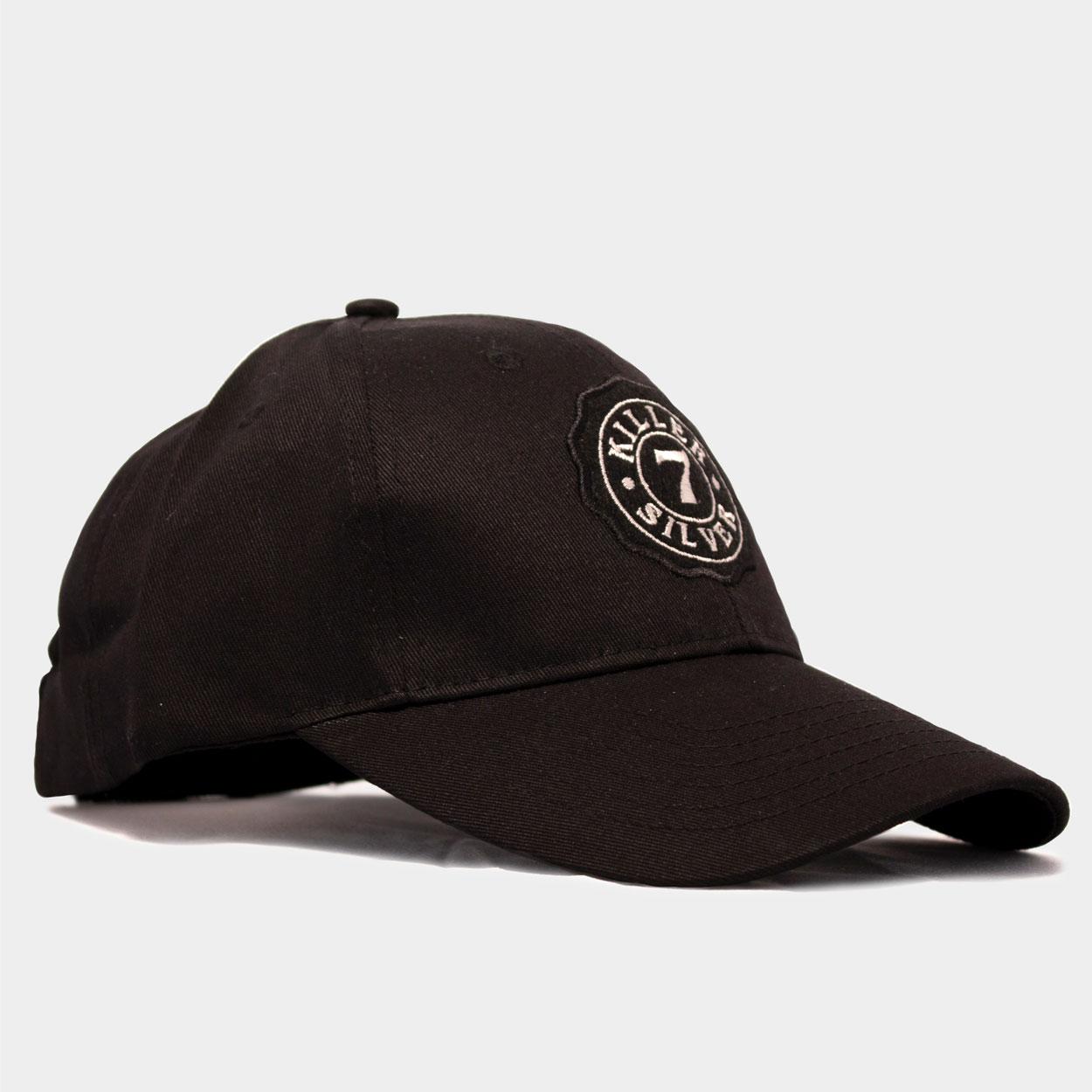 Baseball Hat-Curved Bill-Merchandise-KillerSilver