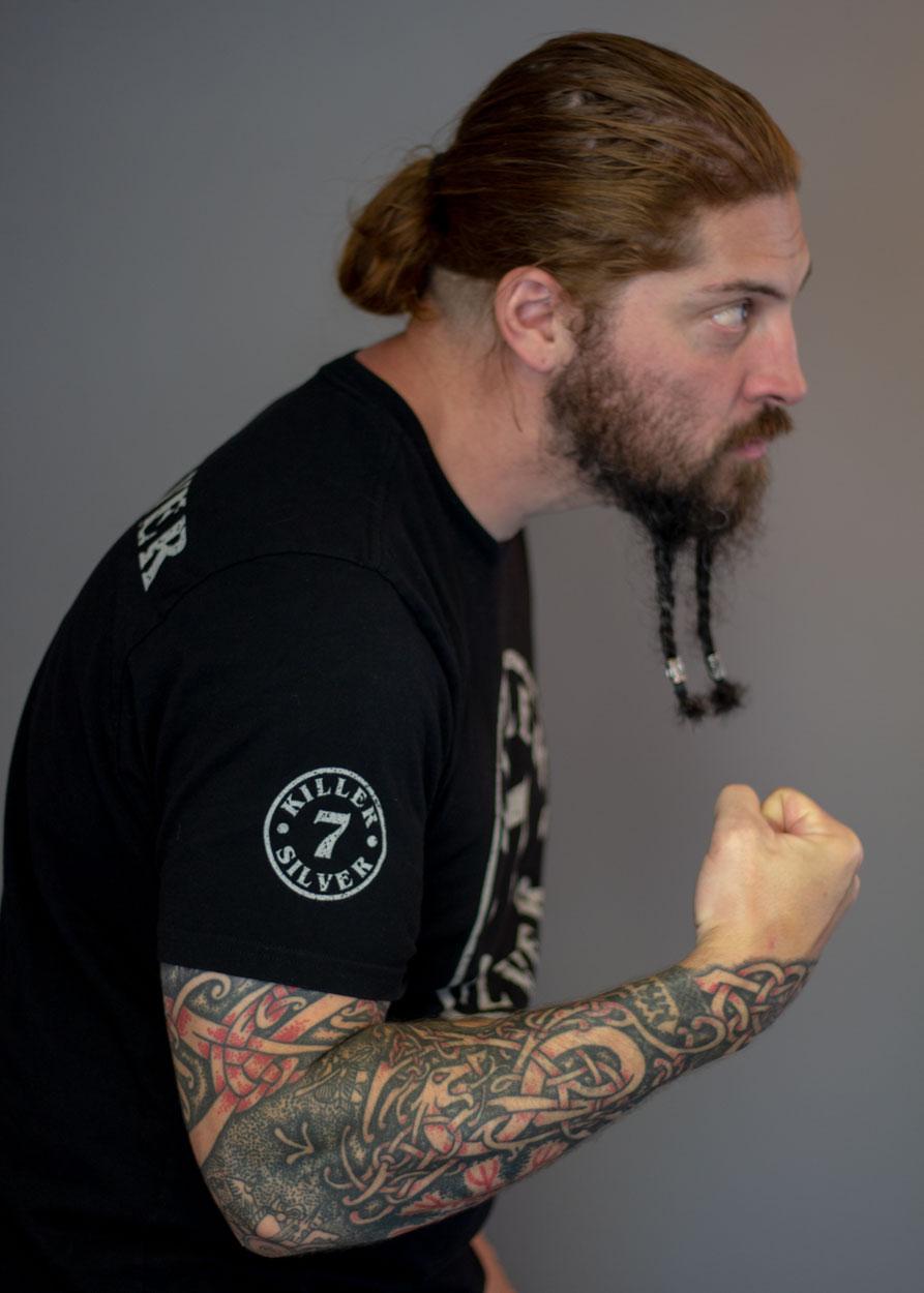T-Shirts-Merchandise-KillerSilver-ChukHognell