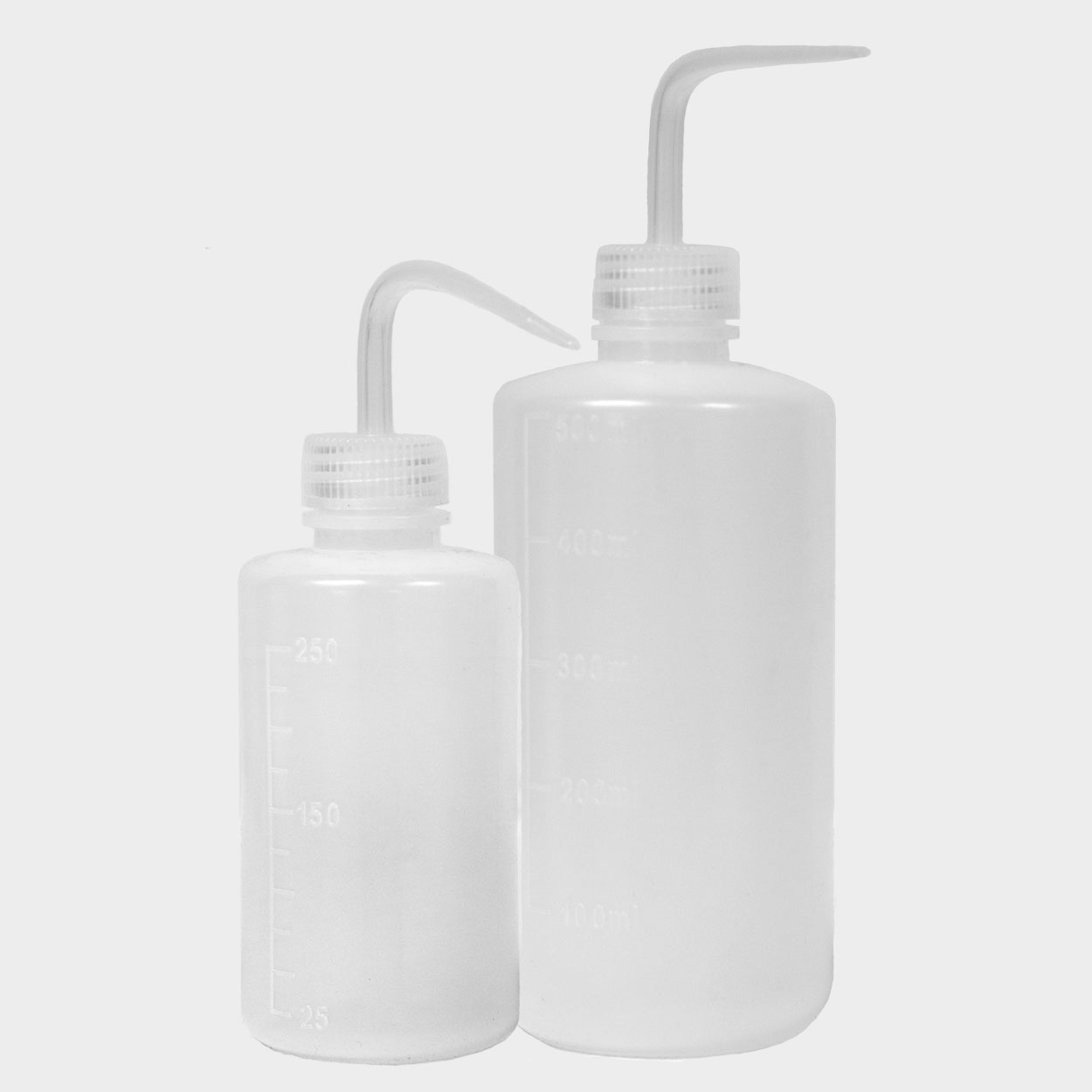 Squirt Wash Bottles - Tattoo Supply - Killer Silver