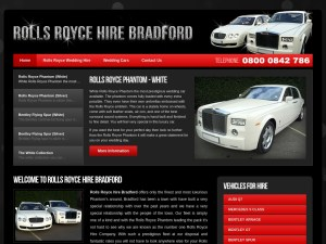 www.rollsroycehirebradford.com