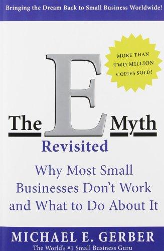 The E Myth Revisted cover