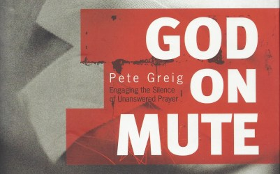 Review: God on Mute by Pete Grieg
