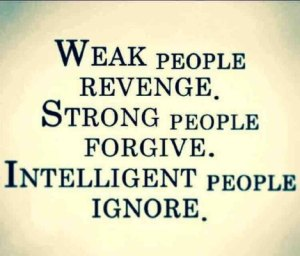 weak strong intelligent