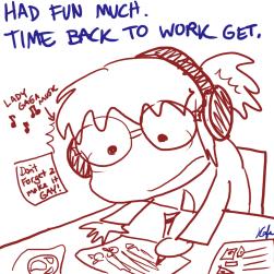 get top work much fun
