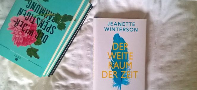 Jeanette Winterson, Der weite Raum der Zeit