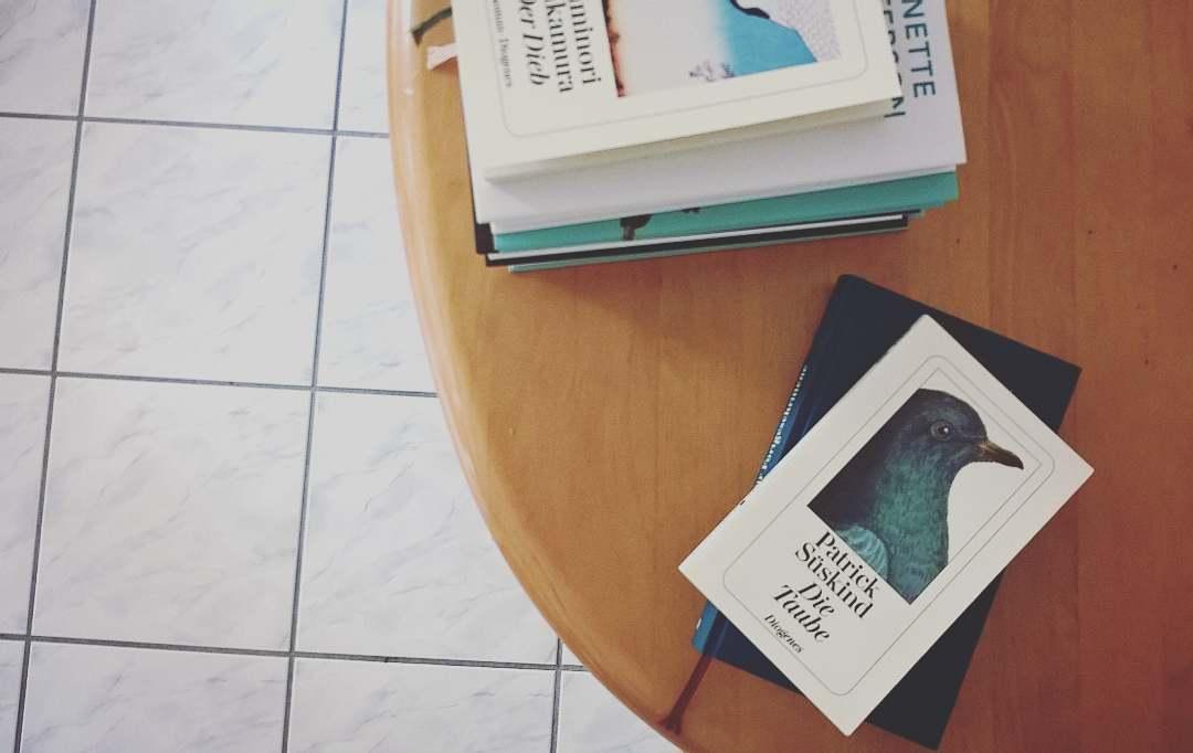 Patrick Süskind: Die Taube
