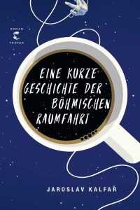 Jaroslav Kalfar, Eine kurze Geschichte der böhmischen Raumfahrt Cover