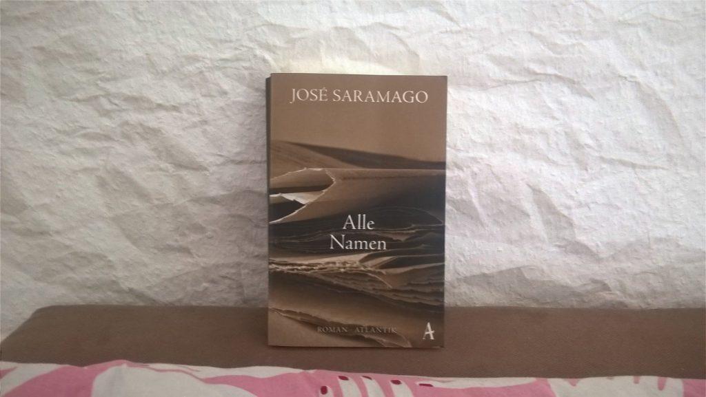 José Saramago: Alle Namen