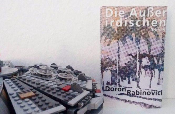 Doron Rabinovici, Die Außerirdischen