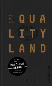 Marc-Uwe Kling, QualityLand Cover