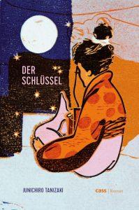 Junichiro Tanizaki, Der Schüssel Cover