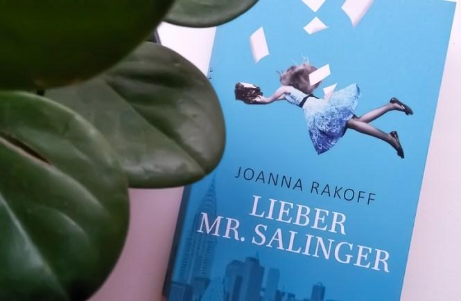 Joanna Rakoff, Lieber Mr. Salinger