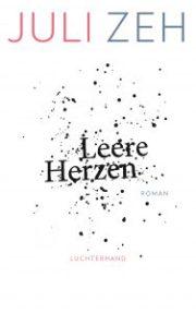 Leere Herzen von Juli Zeh, Cover