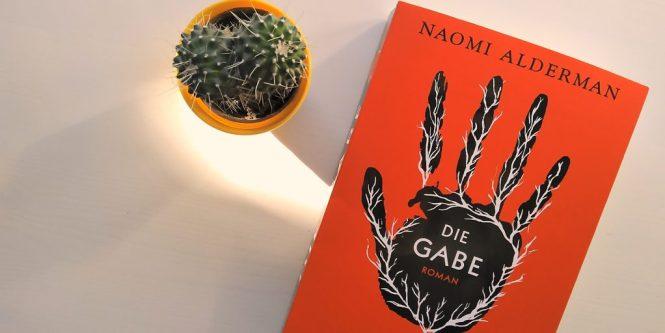 Naomi Alderman, Die Gabe