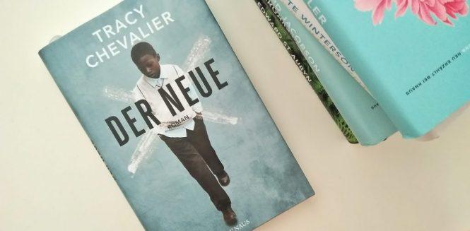 Tracy Chevalier, Der Neue