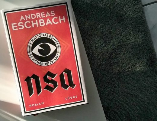 Andreas Eschbach, NSA Nationales Sicherheits-Amt