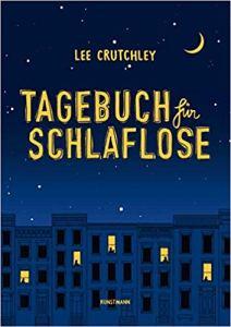Lee Crutchley, Tagebuch für Schlaflose Cover