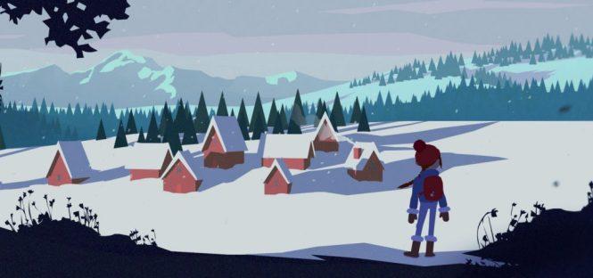 Polygon Treehouse: Röki