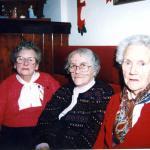 Hannah McCarthy, Ellie Houlihan, Jane Gill 90s