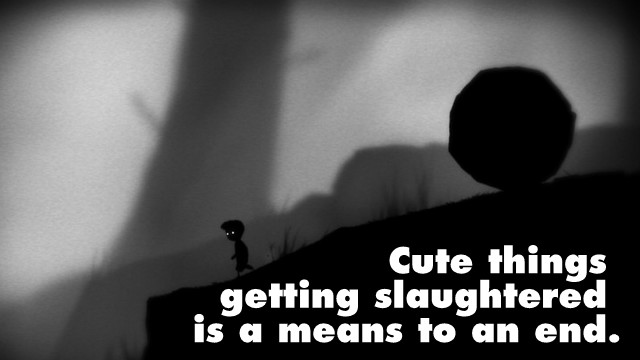 We revisit LIMBO on iOS to find a warped but not unpleasant sense of