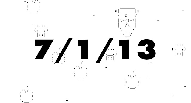 McSweeney's <3 ASCII art, MoMA gets Space Invaders, and a
