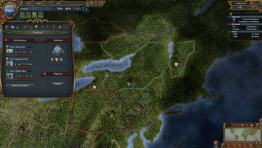 Europa Universalis IV's new DLC makes one of last year's biggest