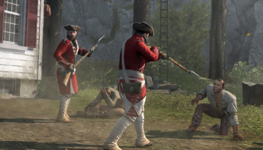Assassins-Creed-3-hunting-redcoats