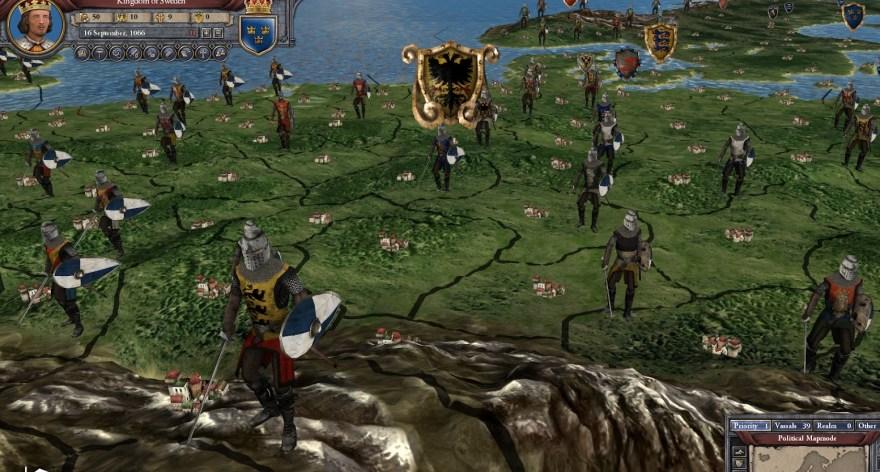 The fascinating story AI behind Crusader Kings 2's dark