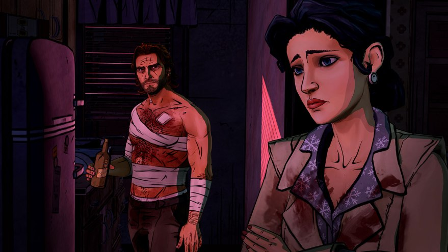 The Wolf Among Us staggers toward its climax in Episode 4 - Kill Screen