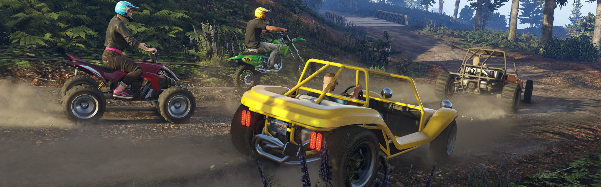There is a best way to play Grand Theft Auto 5 - Kill Screen