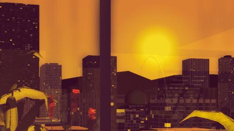 SunsetInterior